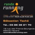 rando running ( Nevers Logo )